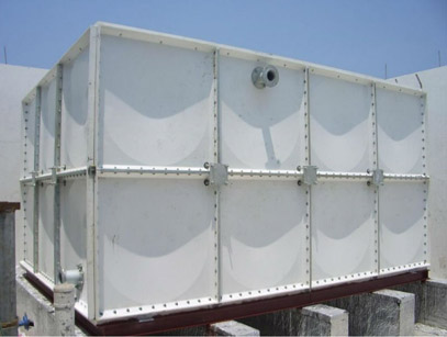 Manufacturer of FRP SMC Water Tank