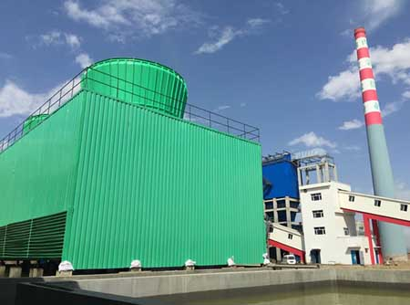 Industrial Frp Cooling Tower Manufacturers